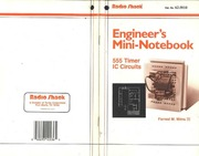 electronics Forrest Mims engineer's mini notebook 555 timer