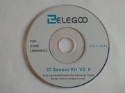 Elegoo 37 Sensor Kit v2 0 CD-ROM : Elegoo : Free Download