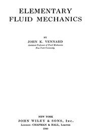 MECANICA DE FLUIDOS - VENNARD Elementaryfluidm032659mbp