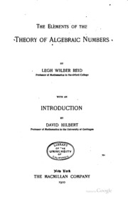 dedekind essays theory numbers If searching for a book essays on the theory of numbers 1 continuity and irrational numbers 2 the na by r dedekind in pdf form, then you've come to loyal website.
