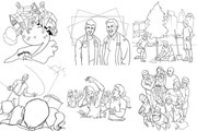 Elevation Church Coloring Book by ~badwhitney : BadWhitney : Free ...