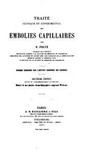 Embolies Capillaires