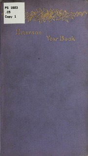 compensation  self reliance  and other essays  by ralph waldo    emerson year book  selections for every day in the year from the essays of ralph waldo emerson