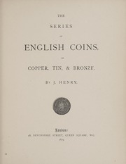 English Coins: Copper, Tin & Bronze