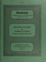 English, Islamic & foreign coins, including two Celtic, uninscribed staters, a further draw from the \Chute Hoard\, second find, 1986; a Charles I pound, Shrewsbury, 1642,  ... [11/02/1988]