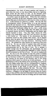 tennyson browning arnold and carlyle essay (tennyson, browning ii victorian poetry criticism: matthew arnold tennyson, and browning robert browning, essay on shelley.