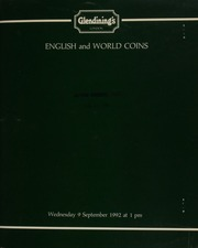 English and world coins, [including] numerous mint-state Elizabeth II Commonwealth Games, proof two-pounds pieces, 1986, sold by order of the joint administrators of MacDonald & Co. Publishers Ltd.;  ... [09/09/1992]