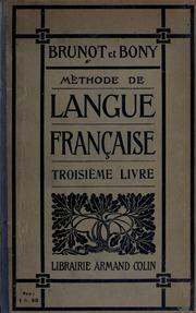 Enseignement primaire élémentaire: méthode de langue française