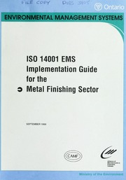 iso 14001 implementation guide pdf