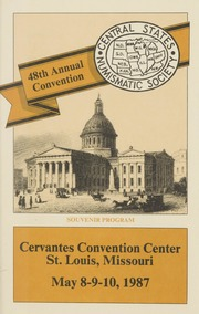 Central State Convention Program