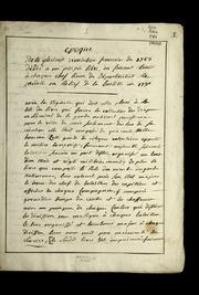 Époque de la glorieuse révolution francaise de 1789 dédié a un peuple libre, en faisant tenir à chaque chef lieux de départemens le modelle en relief de la Bastille en 1790