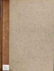 Vol Bd.3.L.h.5: Ergebnisse der in dem Atlantischen Ocean von Mitte Juli bis Anfang November 1889 ausgeführten Plankton-Expedition der Humboldt-Stiftung. Auf Frund von gemeinschaftlichen Untersuchungen einer Reihe von Fach-Forsc