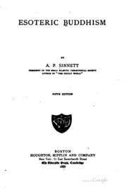 alfred buddhist singles Esoteric buddhism by sinnett, a p (alfred percy), 1840-1921 publication date 1893  single page processed jp2 zip download .