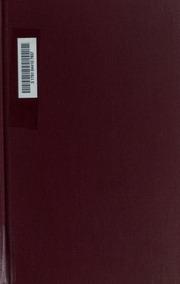 Essai de méthodologie linguistique dans le domaine des langues et des patois romans