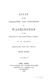 george washingtons influence essay When george was about three another early influence on george washington was the powerful fairfax family of neighboring belvoir, who introduced him to the accomplishments and proprieties of mannered wealth and provided him his first adventure.