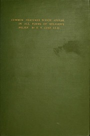 needham essay