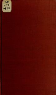 education an essay and other selections ralph waldo emerson  an essay on education
