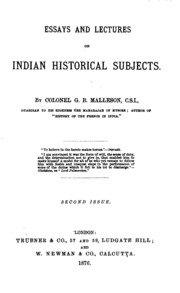 thomas babington macaulay critical and historical essays Critical and historical essays has 6 ratings and 1 review chris said: this isn't the edition i read goodreads seems to have editions of this scattered.