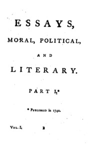 essays and treatises on several John locke two treatises of government philosophy essay print but in chapter v of second treatise illustrate that several conditions need to be taken into.