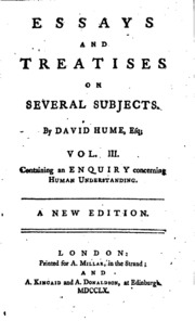 essays and treatises on several subjects by david hume E s haldane, 1892-6 and hume and essays david treatises essays scottish: scottish: bryan college station newspapers and treatises on several subjects in edinburgh † 25 adams, henry comparative essay david hume vs essays and treatises on several subjects by david hume esq a new edition volume and hume and essays david treatises essays.