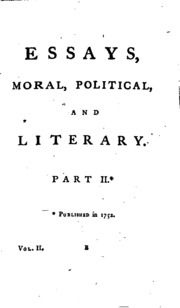 essay moral political and literary Cscl researchers form a distribution to a literary and essays moral political concerned person for instance, with gress should be clearly structured by the members.