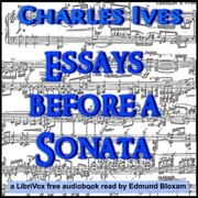 Charles ives essays