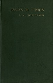 essays in jurisprudence and ethics pollock frederick sir  essays in ethics