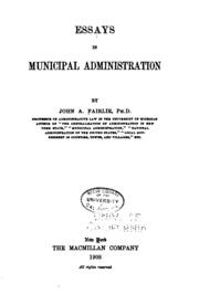 administration essays