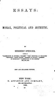 essays moral economic and political Essays moral economical an political and i classic reprint essays, moral, economical, and political (classic reprint , essays, moral, economical.
