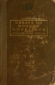 essays on books william lyon phelps Essays by william lyon phelps online shopping from a great selection at books storeessays of william lyon phelps essays of william lyon phelps how to write custom.