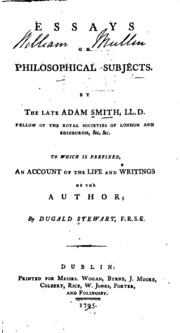 adam smith essay Adam smith was born on june 5th, 1723, in kirkcaldy, a trading center in scotland smith's birthplace gave him exposure to a number of trades, including fishing, mining, iron-working, and trade smith also witnessed the growing popularity of foreign commodities imported from the colonies, such as tobacco and cotton,.