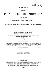 politics morality essay