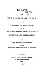 pursuit of knowledge essay Read this essay on pursuit of knowledge in it management come browse our large digital warehouse of free sample essays get the knowledge you need in order to pass your classes and more.