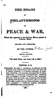 essays war peace  · get access to war and peace essays only from anti essays listed results 1 - 30 get studying today and get the grades you want only at antiessayscom.