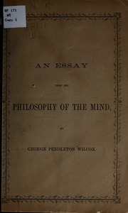 observations of the human mind essay