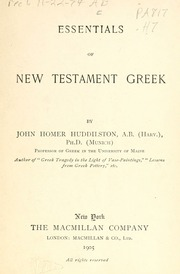 interlinear greek new testament pdf