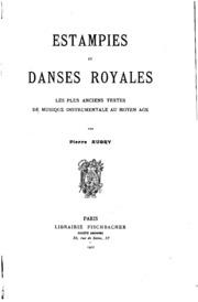 Estampées et danses royales