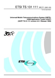 TS 131 111 - V4 2 1 - Universal Mobile Telecommunications