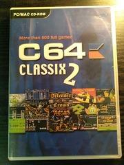 C64 Classix2 Emulator