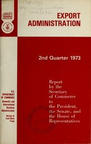 export administration report united states bureau of east west trade free download. Black Bedroom Furniture Sets. Home Design Ideas