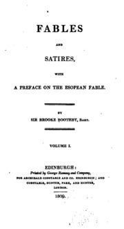 dryden s preface to the fables Jjohn dryden was an influential english poet, literary critic, translator, and  the  preface to fables is considered to be both a major work of criticism and one of.