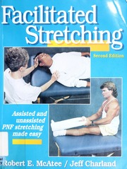 Facilitated Stretching Robert E McAtee Free Download Borrow And Streaming Internet Archive