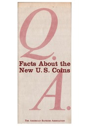 Facts About the New U.S. Coins