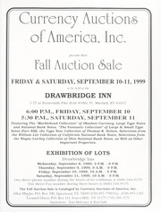 Fall Auction Sale