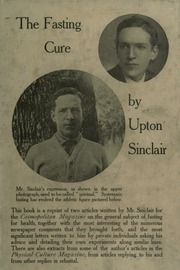 FASTING THE CURE PDF UPTON BY SINCLAIR