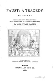 an analysis of the gretchen tragedy in faust a play by johann wolfgang goethe Goethe's faust: a kantian analysis in goethe's faust this paper uses the faust-gretchen relationship in johann wolfgang von goethe faust.