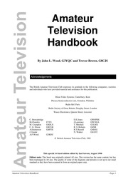 arrl handbook pdf free download