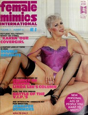 Best of 1987 Vintage Shemale Magazines