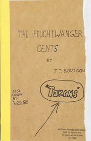 The Identification of the Feuchtwanger Cents, Low 120