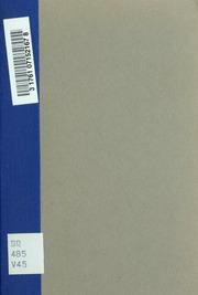 Führer durch Graubünden; Touristik, Kurorte, Sportplätze, Eisenbahnen, Automobilrouten. Bearb. von F. Hasselbrink. Hrsg. vom Verkehrsverein für Graubünden